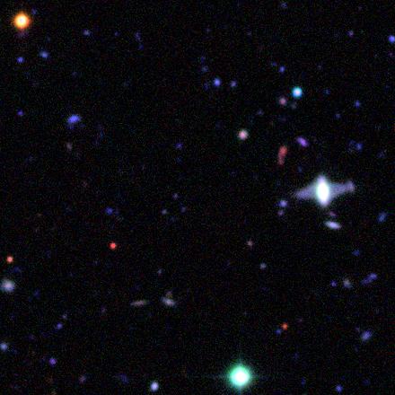 a #polar_ring galaxy?